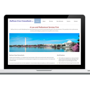 Sullivan Cove Consultants Website